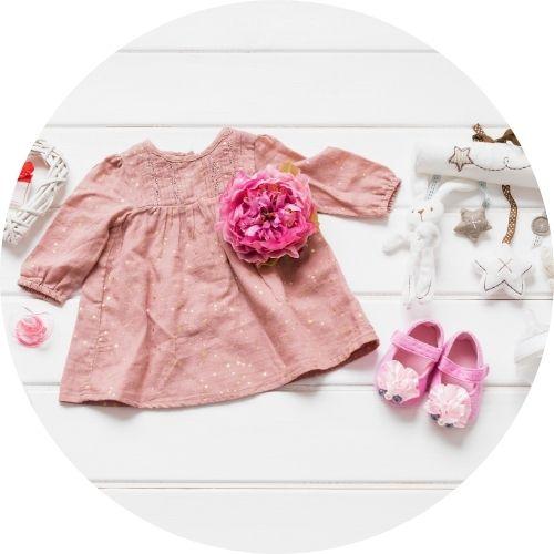 Baby clothing (0-12m)