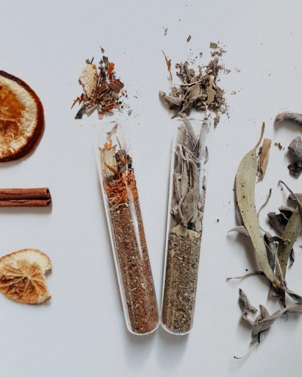 herbal loose Incense