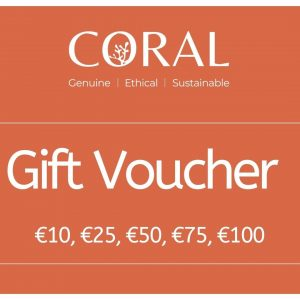 Coral Gift Voucher