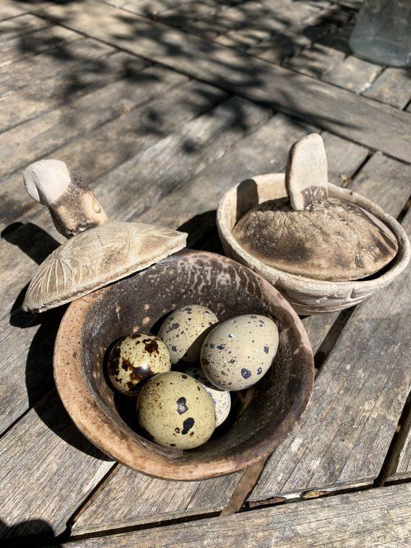 Easter gift bowl