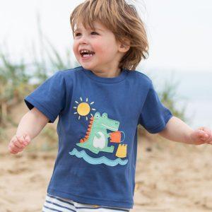 Croc Castle T-Shirt (0-9 months)