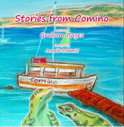 Stories from Comino cover