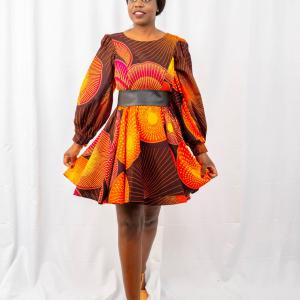 Custom Made Claire Dress