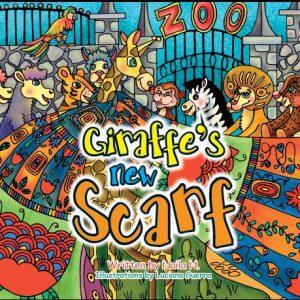 Giraffe's New Scarf cover