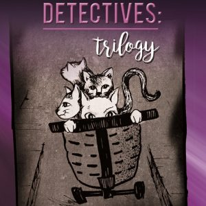 The Gozo Cat Detectives: Trilogy cover